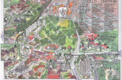 Godollo map 1