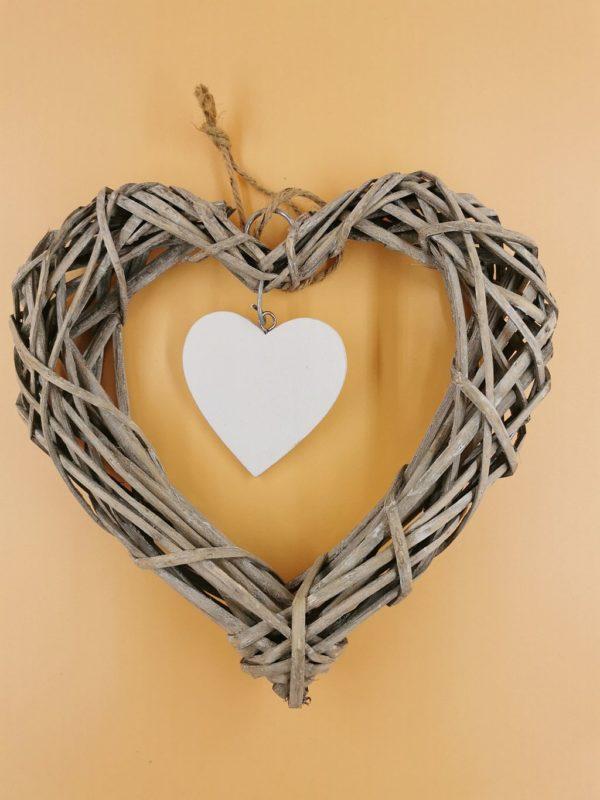 szív koszorú