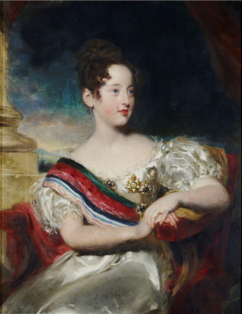 800px Maria II Portugal 1829